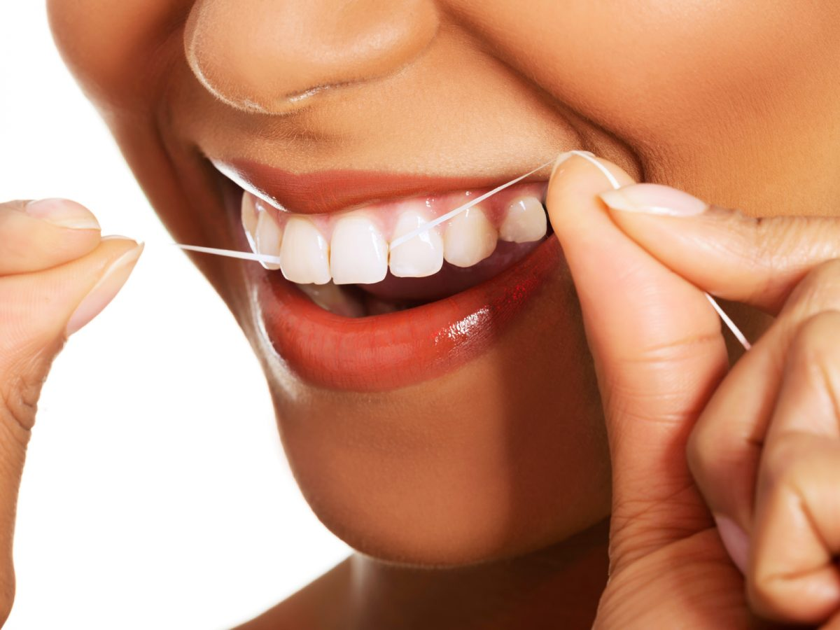 truth about flossing